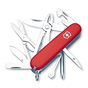 Swiss Army Deluxe Tinker Knife by Swiss Army