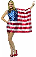 Rasta Imposta Flag USA Dress