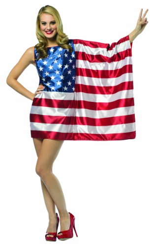 Flag USA Dress