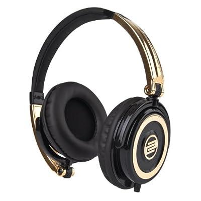 Reloop RHP-5 DJ Headphones, Gold Rush by Mixware LLC
