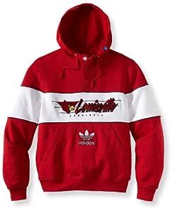 NCAA Louisville Cardinals Originals BTC Pullover Hood by adidas
