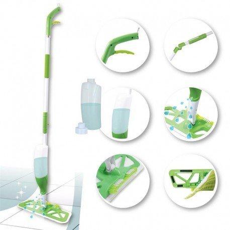 balai-mop-spray-pliable-sans-sac-et-sans-fil-lingette-microfibre