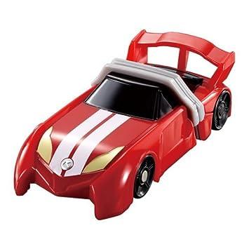 【クリックで詳細表示】Amazon.co.jp | 仮面ライダードライブ ガシャポンシフトカー01 [1.シフトスピード](単品) | おもちゃ 通販