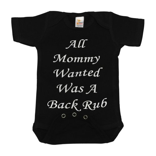 Personalized Onesies For Babies front-701592