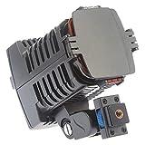 5001 LED 9W professionale LED Video con videocamera 3 Lampade per DSLR Camera