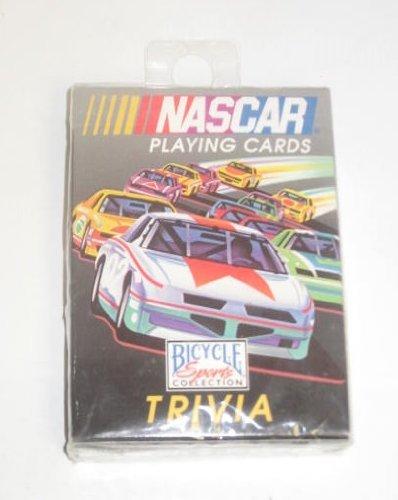 1997 Nascar Trivia Auto Racing Playing Cards - 1