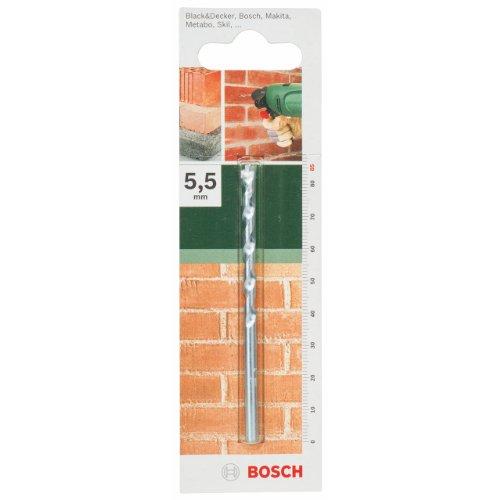 Bosch 2609255424 DIY Steinbohrer 5.5 x 50 x 85 (1)
