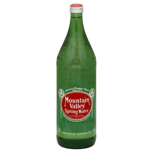 Mountain Valley Spring Spring Water, 33.8100-ounces (Pack of12) (Mountain Valley Spring Water compare prices)