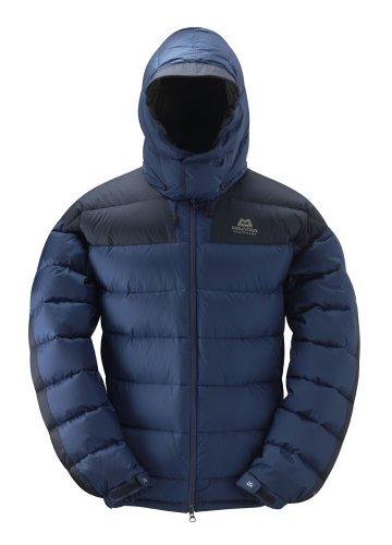 Mountain Equipment Herren Daunenjacke Lightline Jacket, cobalt, XL