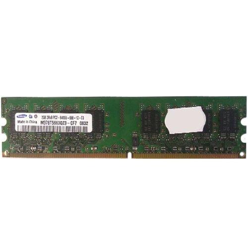 M378T5663QZ3-CF7 Samsung 2gb Ddr2 800mhz Pc2-6400 240pins (256mx64) C (Samsung 5300 Series 64 compare prices)