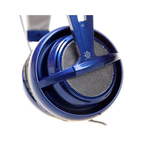 Siberia v2 Full-size Headset (Blue) 51107の写真04。おしゃれなヘッドホンをおすすめ-HEADMAN(ヘッドマン)-