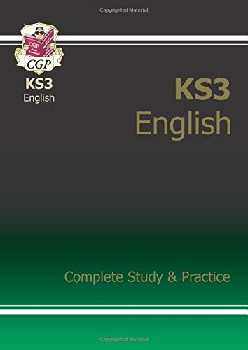 KS3 English Complete Study and Practice (With Online Edition) (Complete Revision & Practice)