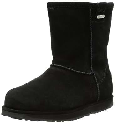 Emu Unisex-Child Brumby Lo Boots K10773 Black 7 UK, 24 EU, 8 US, Regular