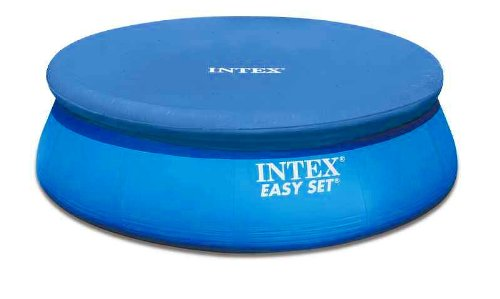 Intex Cubierta Circular Para Piscinas Easy Set De 305Cm