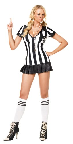 Game Official Costume - Small/Medium - Dress Size 4-8