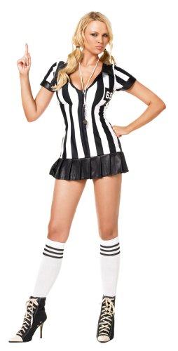 Leg Avenue Schiedsrichter Kostüm, 1 Stück