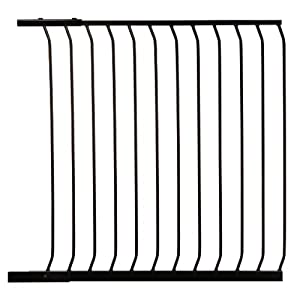 """Dreambaby 39"""" Extra Tall Gate Extension, Black"""