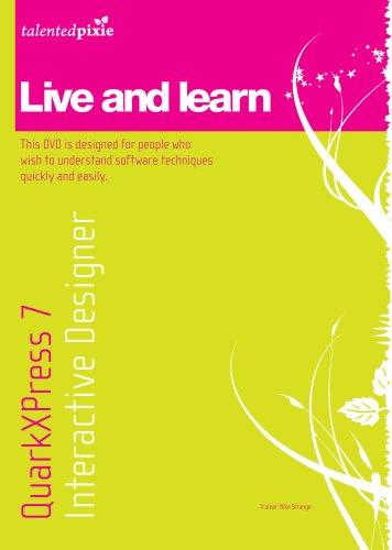 QuarkXPress 7.0 Training DVD - Interactive Designer (Mac/PC DVD)