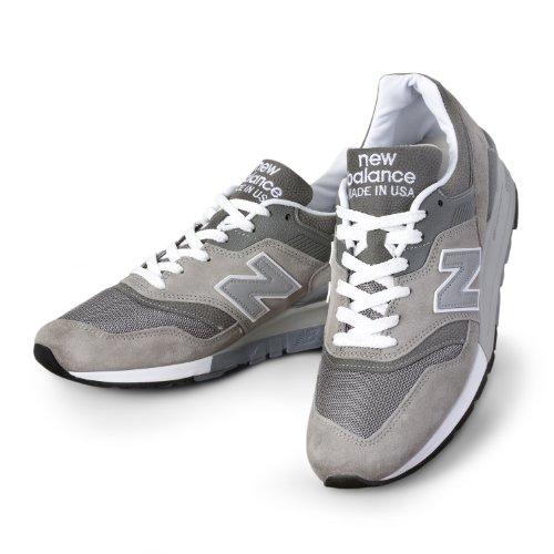 (ニューバランス) New Balance M997 USA グレー 27.5/9.5
