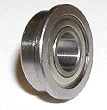 WOBF69 ZZX Shielded Flanged Bearing 564quotx14quotx964quot inch