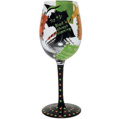 Lolita Halloween 2011, Wine Glass, Tips From