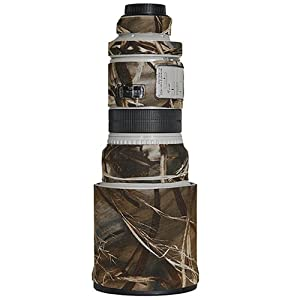LensCoat Lens Cover for the Canon 300mm IS f/2.8 Lens - Realtree Advantage Max4 (m4)