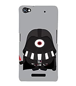 EPICCASE Starwars Minion Mobile Back Case Cover For Micromax Canvas Hue 2 A316 (Designer Case)