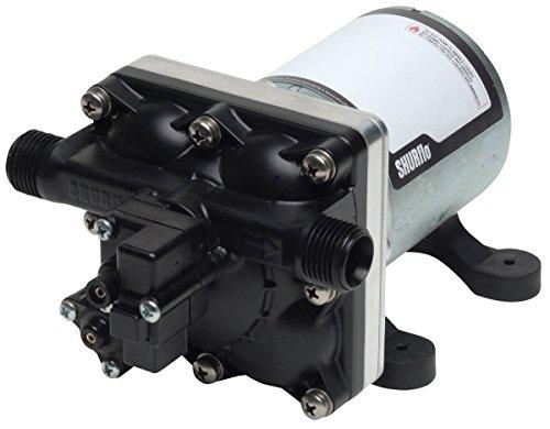 SHURFLO 4008-101-A65 New 3.0 GPM RV Water Pump Revolution, 12V (Rv Camper Water Pump compare prices)