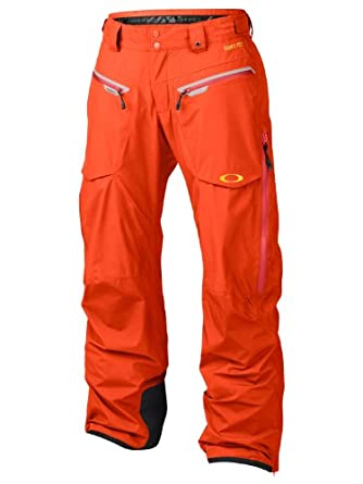 Buy Oakley Allied Gore-Tex Snowboard Pants Red Line Mens by Oakley