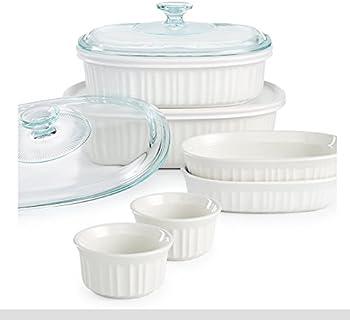 10-Pc. Corningware French Bakeware Set