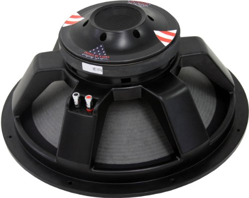 Earthquake Sound PRO-X184 18-inch Pro-X Series Die Cast Subwoofer (Single)