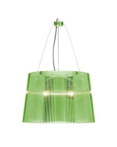 Kartell Lámpara de Techo Ge Verde