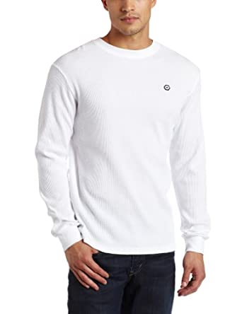 0a6a936919 Southpole Mens Basic Long Sleeve Thermal With Hexagon Chest Detail ...