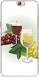 The Racoon Grip printed designer hard back mobile phone case cover for Coolpad Max. (grapes win)
