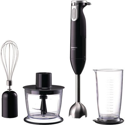 Panasonic-MX-SS1-Hand-Held-Immersion-Blender-Black
