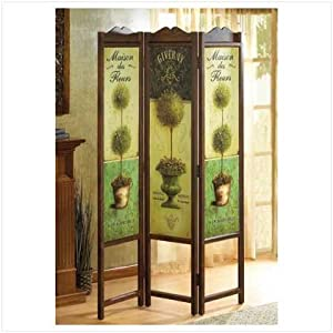 Amazonm  Country French Room Divider Screen  Panel. Decor Balls. Rooms For Rent Melbourne Fl. Sea Life Decor. French Inspired Decor. Oktoberfest Decor. Seaside Home Decor. Rooms For Rent In Livermore Ca. Mud Room Cabinets