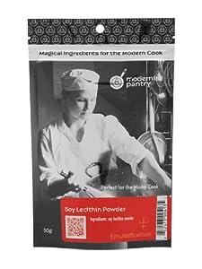 Food Grade Soy Lecithin Powder (Molecular Gastronomy) - 50g/2oz