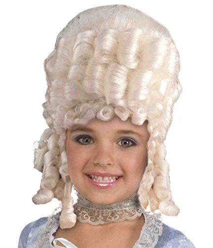 Forum Novelties Marie Antoinette Child's Costume Wig