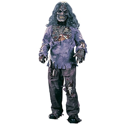 Complete Zombie Child Costume Size:Large