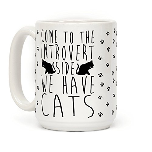 Human Come To The Introverts Side We Have Cats