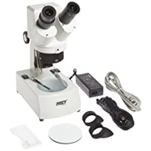 Frey Scientific Compact Digital Stereo Microscope, 100-300X Magnification