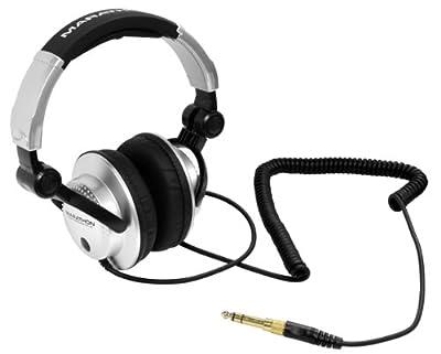 Marathon Djh-1100 Professional High Performance Stereo Dj Headphones by Marathon Professional