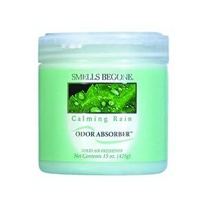 Punati Chemical 50516 Smells Begone Odor Absorber Calming Rain, 15 oz