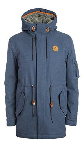 Rip Curl Park Anti Jacket, Color: Mood Indigo, Size: S
