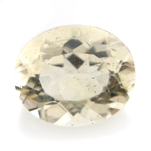 Natural Yellow Beryl Loose Gemstone Oval Cut 1.85cts 9*7mm I Grade Marvelous