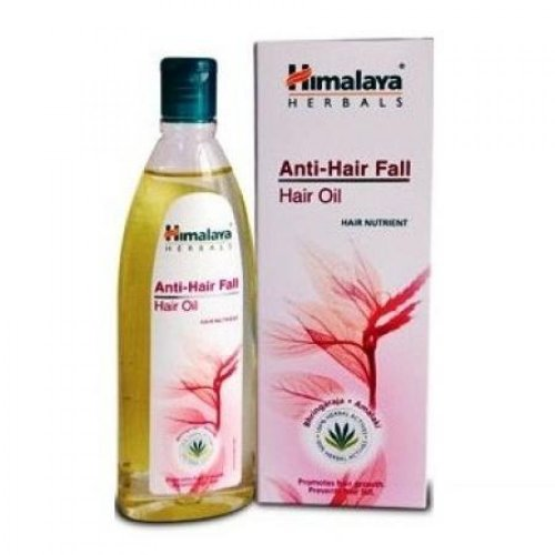 Himalaya Herbals Anti-Hair Fall Hair Oil (Pack Of 3) 100 Ml