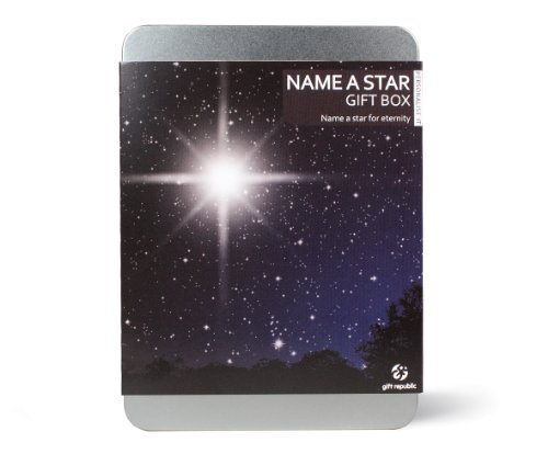 Gift Republic Name a Star Gift Box