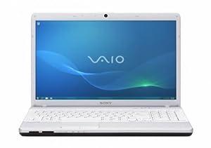 """Sony VAIO VPCEH2D0E/W - Ordenador portátil de 15.5"""" (4 GB de RAM, 2.1 GHz, Intel® Pentium® B950, Windows 7 Edition Home Premium, 500 GB de disco duro) - teclado QWERTY Español"""
