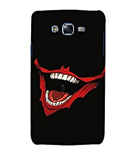 printtech Joker Gotham Laugh Back Case Cover for Samsung Galaxy Grand Prime G530h