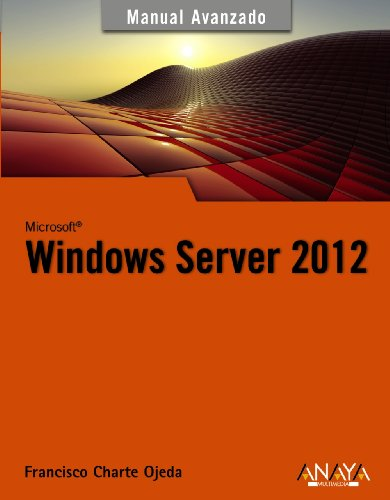WINDOWS SERVER 2012 descarga pdf epub mobi fb2